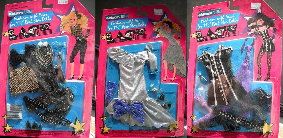 Rock Jem Similar Dolls